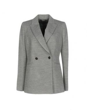 Пиджак JANICE. Цвет: серый