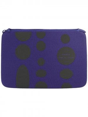 Чехол для MacBook Pro 11 Comme Des Garçons Wallet. Цвет: синий