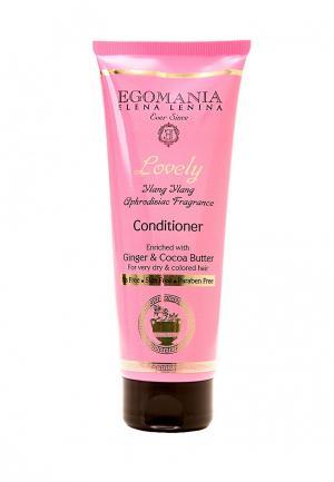 Кондиционер для волос Egomania Prof Lovely by Lena Lenina. Цвет: розовый