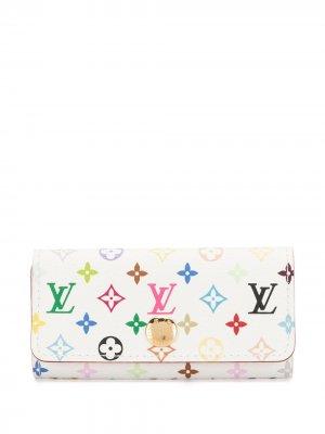 Ключница 2007-го года Louis Vuitton. Цвет: белый