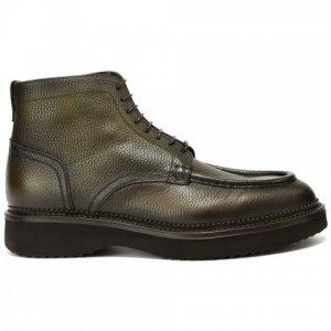 Ботинки Franceschetti. Цвет: зелёный