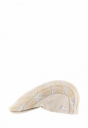 Кепка Herman. Цвет: бежевый
