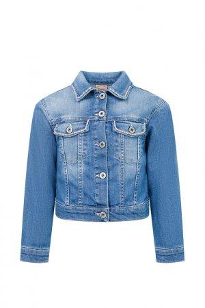 Куртка Dixie. Цвет: голубой
