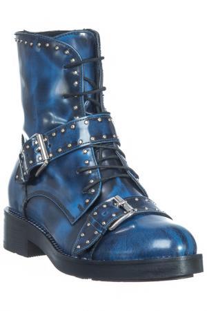 Ботинки FORMENTINI. Цвет: blue