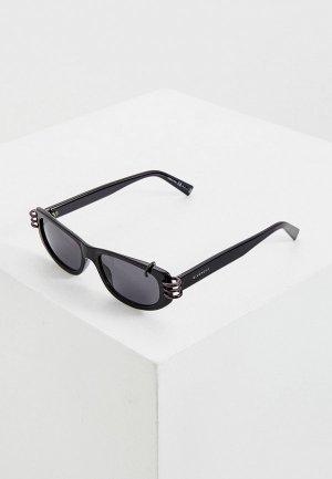 Очки солнцезащитные Givenchy GV 7176/S 807. Цвет: черный