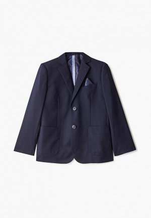 Пиджак Cleverly. Цвет: синий