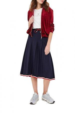 Куртка Alina Assi. Цвет: бордовый