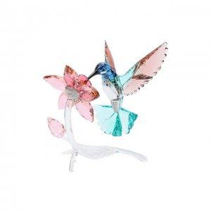 Фигурка Hummingbird Swarovski. Цвет: разноцветный