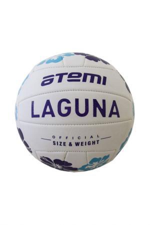 Мяч волейбольный LAGUNA Atemi. Цвет: мультиколор