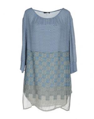 Блузка B.YU. Цвет: синий
