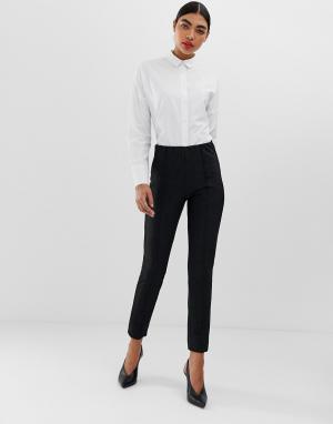 Строгие брюки Vlada-Черный In Wear
