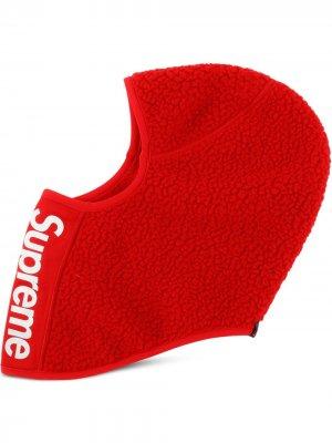 Балаклава Polartec Supreme. Цвет: красный
