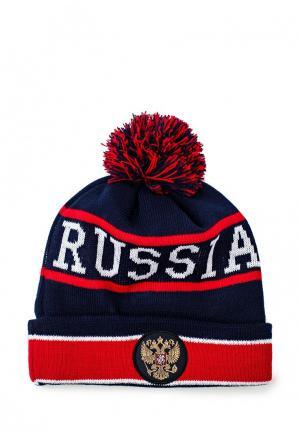 Шапка Atributika & Club™ Russia. Цвет: разноцветный