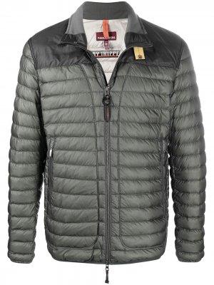 Куртка-пуховик Parajumpers. Цвет: зеленый