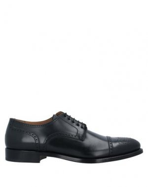 Обувь на шнурках FRANCESCHETTI. Цвет: стальной серый