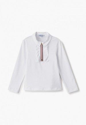 Блуза Smena. Цвет: белый