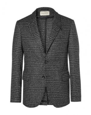 Пиджак OLIVER SPENCER. Цвет: черный