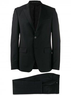 Классический костюм-двойка Givenchy. Цвет: черный