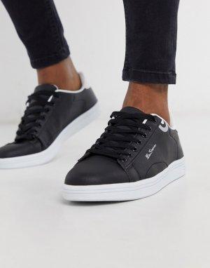 Черные кроссовки -Черный Ben Sherman