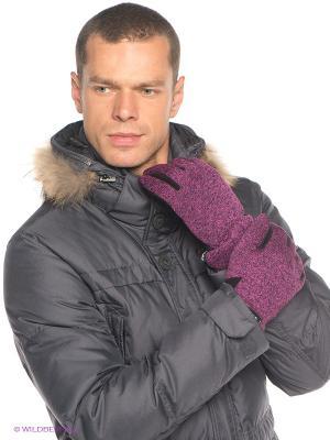 Перчатки Icepeak. Цвет: черный, розовый