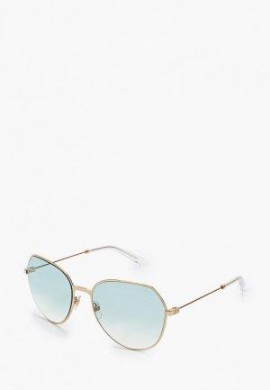 Очки солнцезащитные Givenchy GV 7158/S PEF. Цвет: голубой