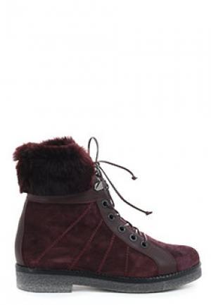 Ботинки BALDAN. Цвет: красный