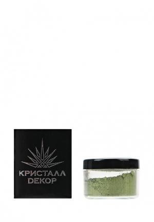 Тени для век БиоБьюти Оливковый сатин, 1,5 г. Цвет: зеленый