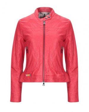 Куртка MANILA GRACE. Цвет: красный