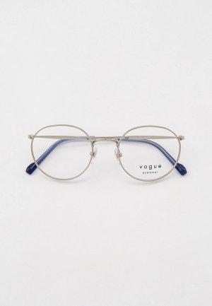 Оправа Vogue® Eyewear VO4183 323. Цвет: серебряный
