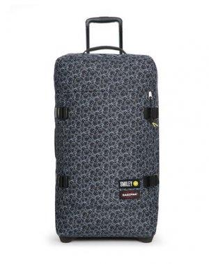 Чемодан/сумка на колесиках EASTPAK. Цвет: черный