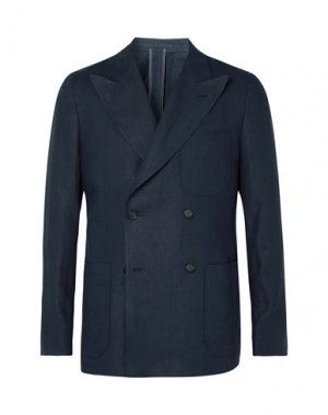 Пиджак CARUSO. Цвет: темно-синий