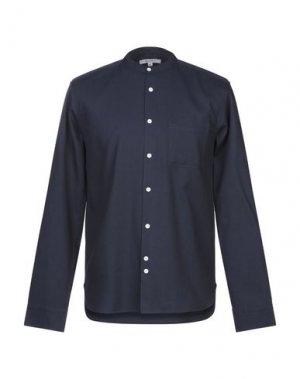 Pубашка BELLFIELD. Цвет: темно-синий