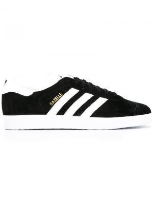 Кроссовки Adidas Originals Gazelle. Цвет: черный