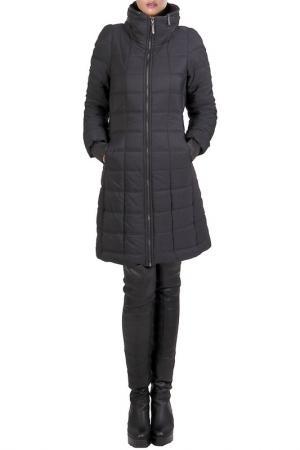 Куртка JUNONA. Цвет: черный