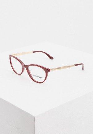 Оправа Dolce&Gabbana DG3310 3091. Цвет: бордовый