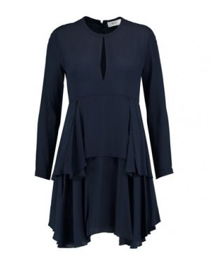 Короткое платье A.L.C.. Цвет: темно-синий