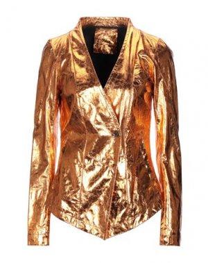 Пиджак 10SEI0OTTO. Цвет: медный