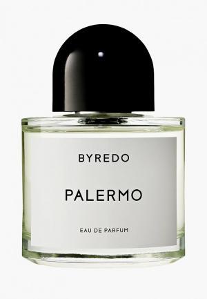Парфюмерная вода Byredo Palermo 100 мл. Цвет: прозрачный