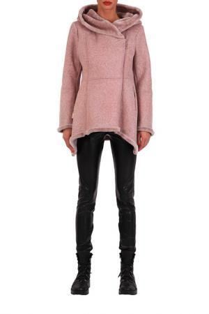 Coat JUNONA. Цвет: pink