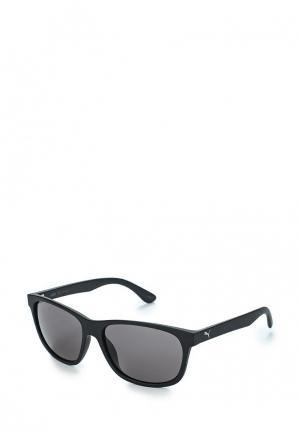 Очки солнцезащитные PUMA PE0044S001. Цвет: черный