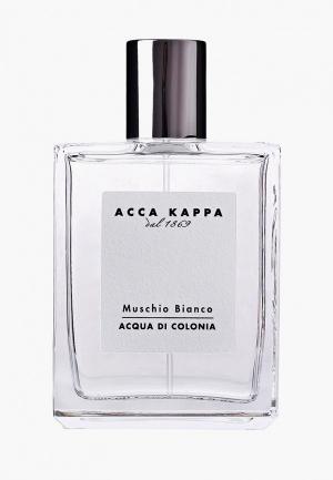 Одеколон Acca Kappa Белый Мускус 50 мл. Цвет: прозрачный