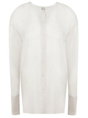 Рубашка шелковая ILARIA NISTRI