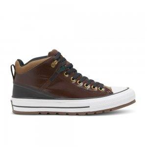 Chuck Taylor All Star Street Boot High Top Converse. Цвет: коричневый