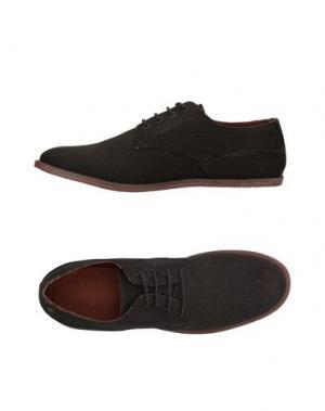 Обувь на шнурках FRANK WRIGHT. Цвет: коричневый