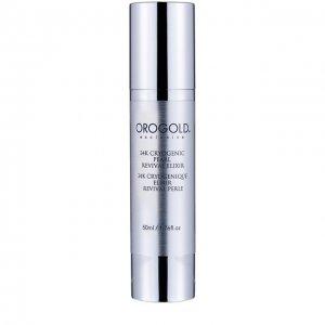 Эликсир криогенный жемчужный омолаживающий Orogold Cosmetics. Цвет: бесцветный
