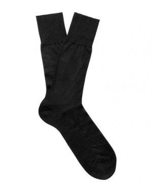 Короткие носки FALKE. Цвет: черный