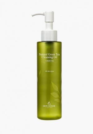 Гидрофильное масло The Skin House с экстрактом зелёного чая, 150 мл. Цвет: прозрачный