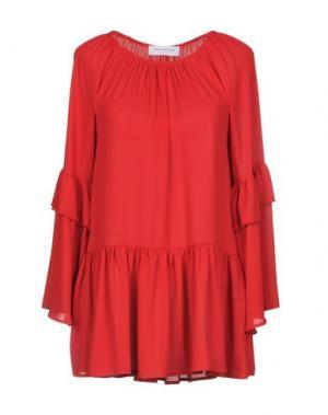 Блузка ANNA RACHELE JEANS COLLECTION. Цвет: красный