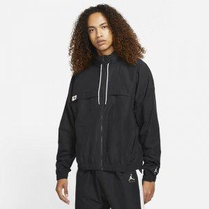 Мужская ветровка Jordan Jumpman - Черный Nike