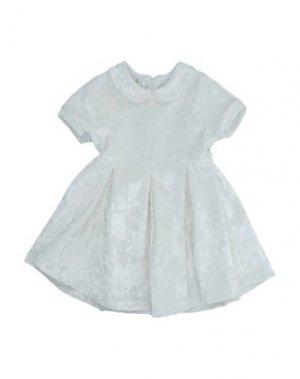 Платье ELSY. Цвет: слоновая кость